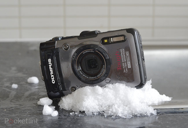 Olympus Tough TG-1 - photo 1
