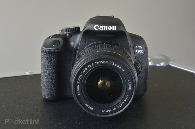 Canon EOS 650D - photo 2