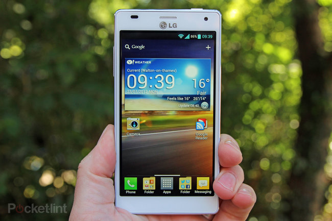 LG Optimus 4X HD - photo 1