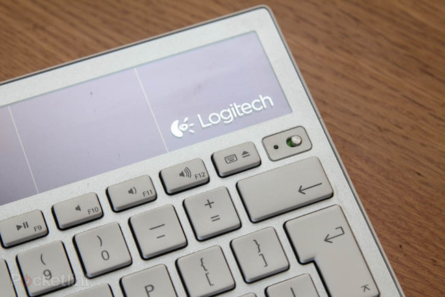 Logitech K7670 Wireless Solar Keyboard for Mac, iPad, iPhone - photo 2
