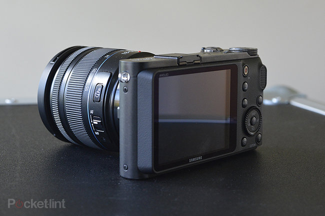 Samsung NX210 - photo 3