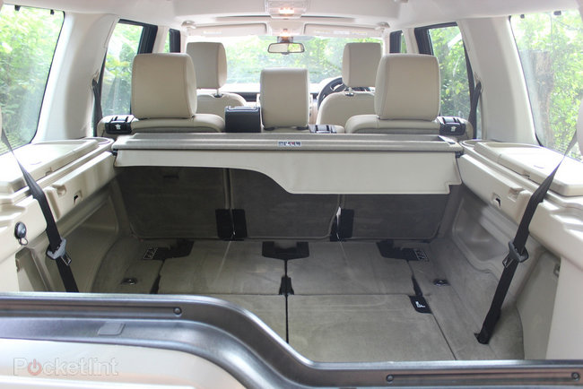 Land Rover Discovery 4 SDV6 HSE - photo 31