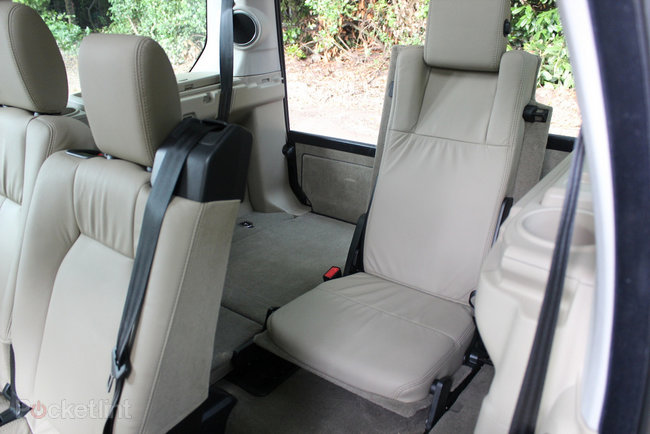 Land Rover Discovery 4 SDV6 HSE - photo 33