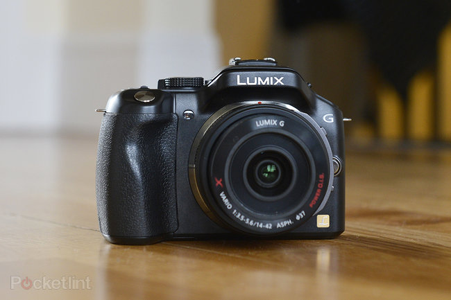 Panasonic Lumix G5 - photo 1
