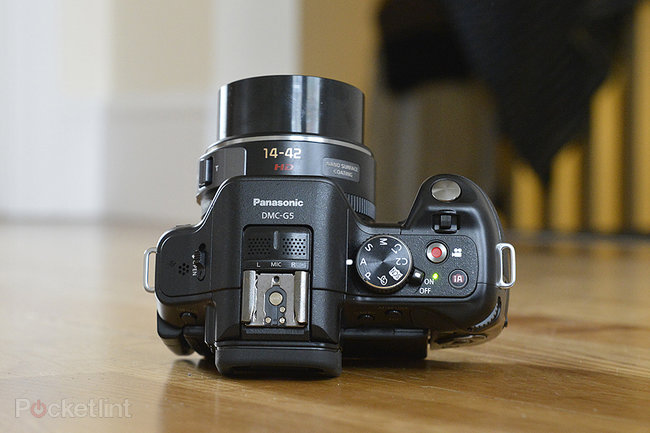 Panasonic Lumix G5 - photo 6