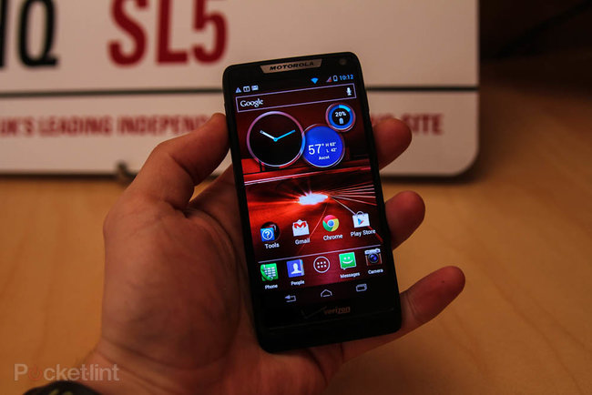 Motorola Droid Razr M   - photo 3