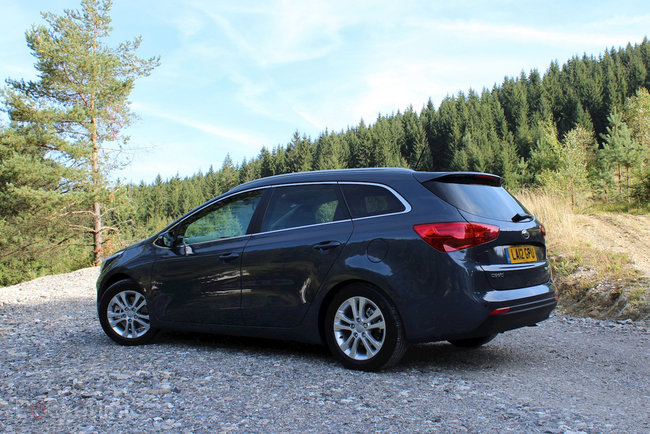Kia Cee'd Sportswagon 1.6 CRDi 3 - photo 2
