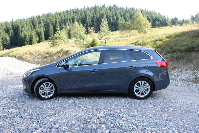 Kia Cee'd Sportswagon 1.6 CRDi 3 - photo 3