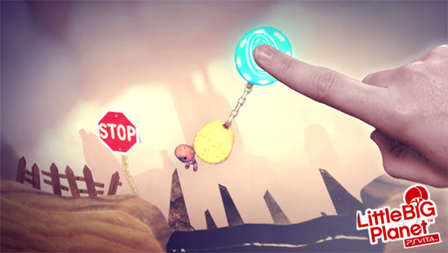Little Big Planet PS Vita - photo 2