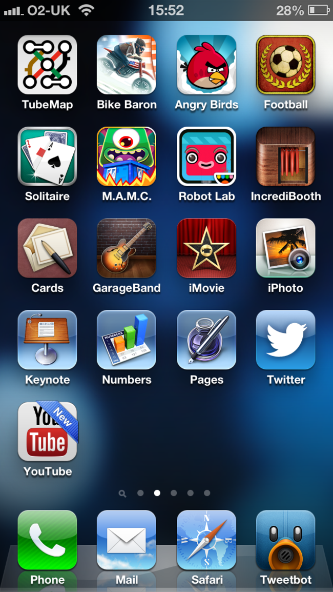 Apple iOS 6 - photo 23