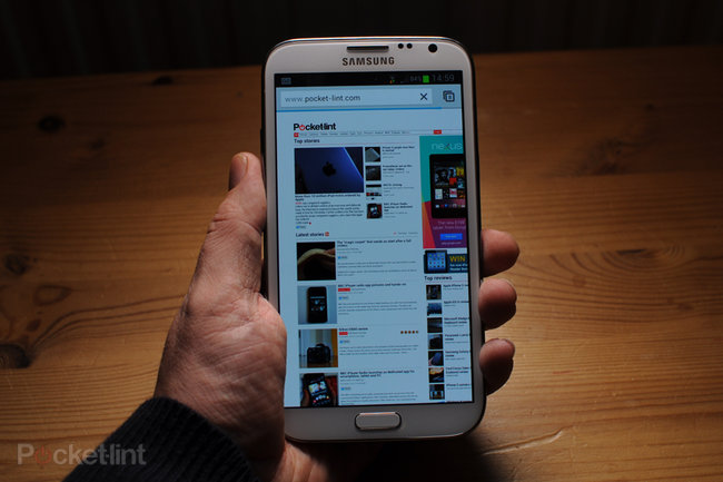 Samsung Galaxy Note 2 - photo 1