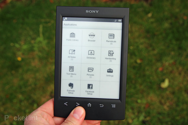 Sony Reader PRS-T2 - photo 10