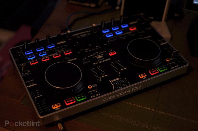 Denon MC2000 DJ Controller  - photo 13