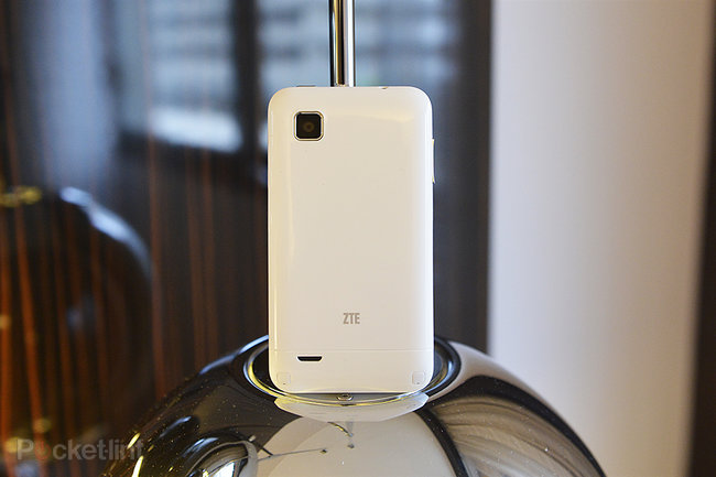ZTE Kis White - photo 3