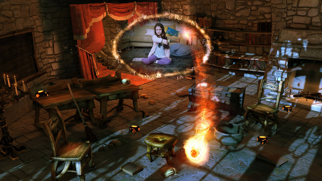 PS3 Wonderbook: Book of Spells  - photo 2