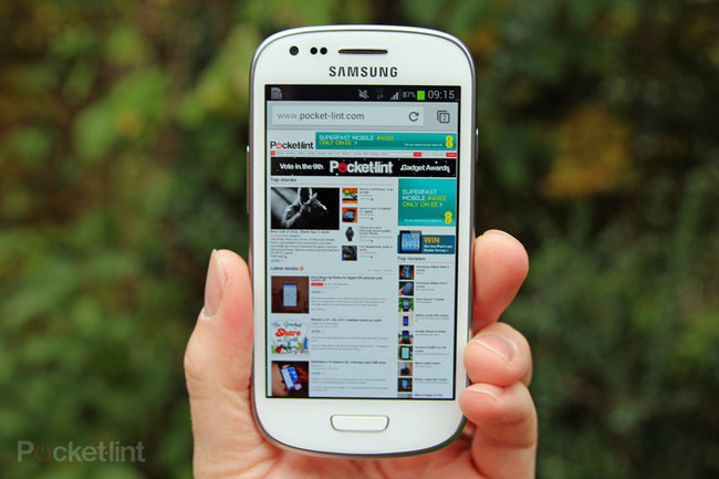 Samsung Galaxy S III Mini - photo 1