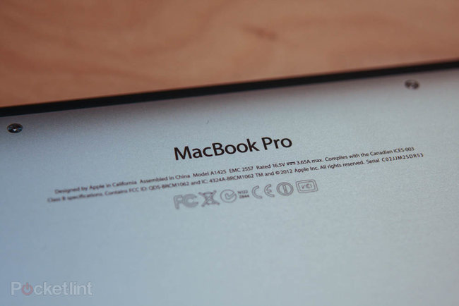 MacBook Pro 13-inch with Retina display (Late 2012) - photo 2