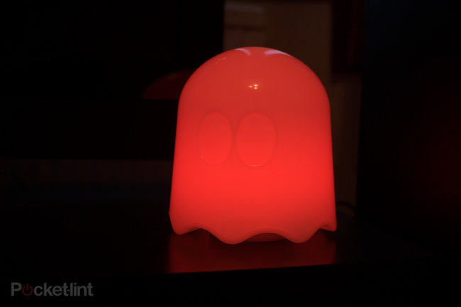Pac-Man Ghost Lamp - photo 2
