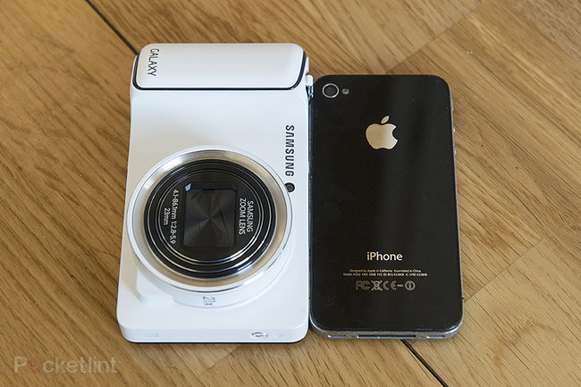 Samsung Galaxy Camera (EK-GC100) - photo 7