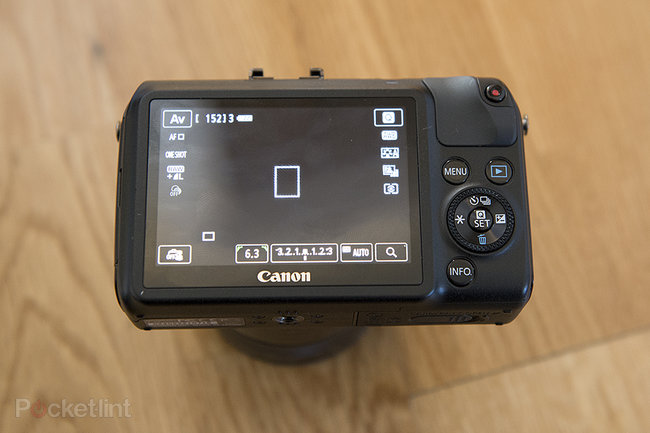 Canon EOS M - photo 9
