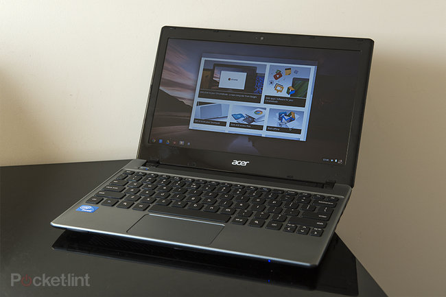 Acer C7 Chromebook - photo 1