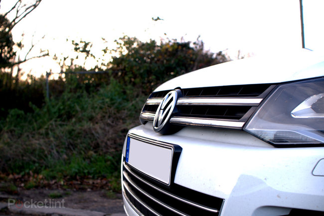 VW Touareg 3.0 TDI with Dynaudio sound system  - photo 2