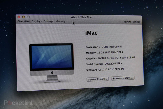 Apple iMac - 21.5-inch (2012) - photo 12