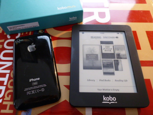 Kobo Mini - photo 2