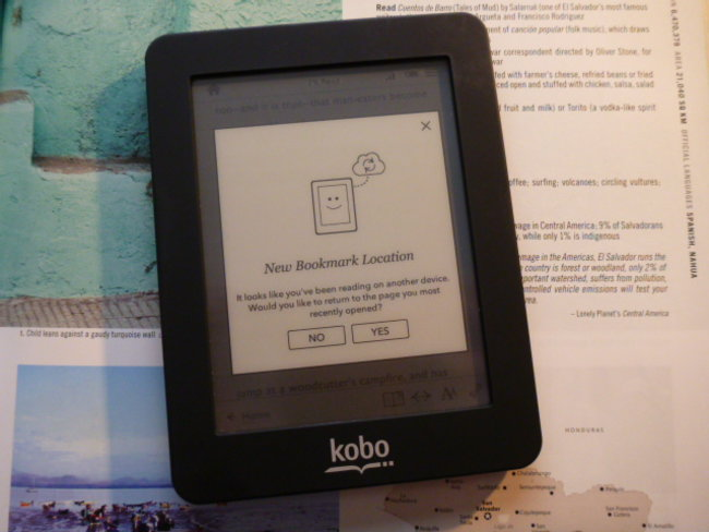 Kobo Mini - photo 4