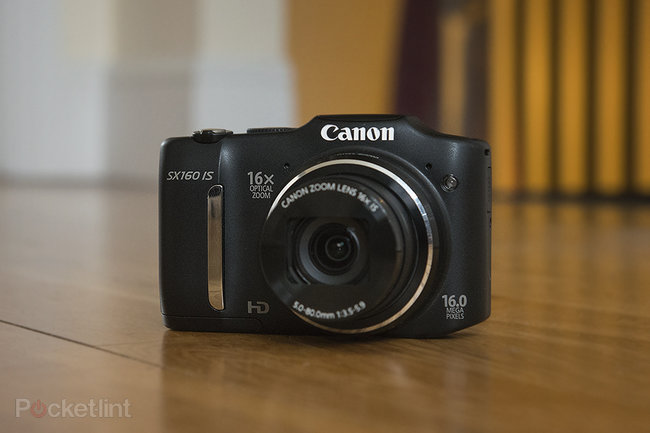 Canon PowerShot SX160 IS - photo 1