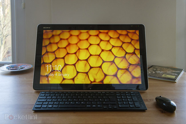 Sony Vaio Tap 20 all-in-one touchscreen PC - photo 1
