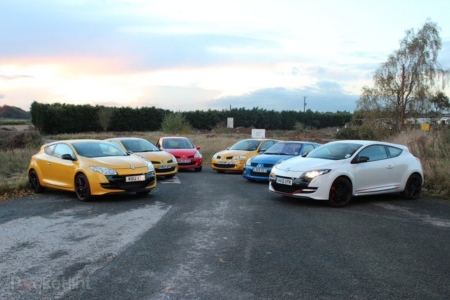 RenaultSport Megane 265 Cup - photo 34