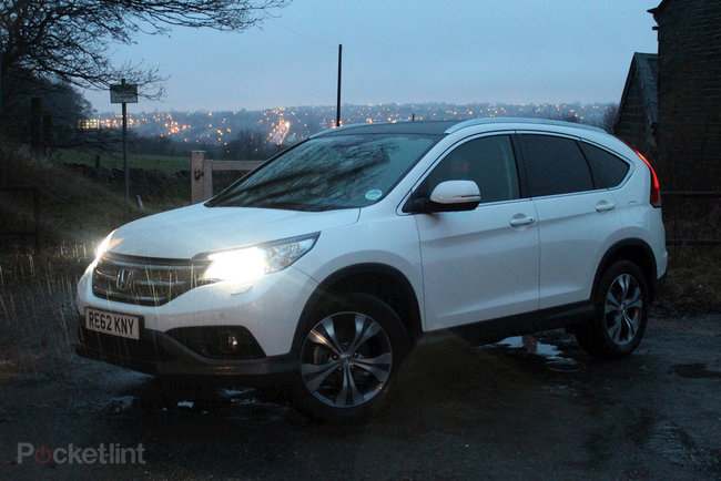 Honda CR-V 2.0 iVTEC EX - photo 8