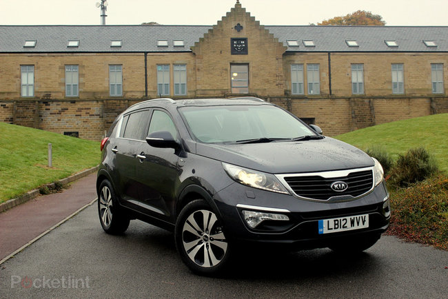 Kia Sportage 2.0 CRDi KX-4 - photo 1