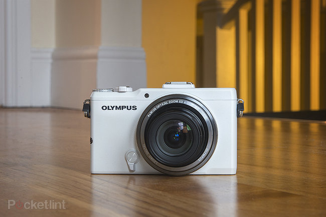 Olympus Stylus XZ-2 (white) - photo 1