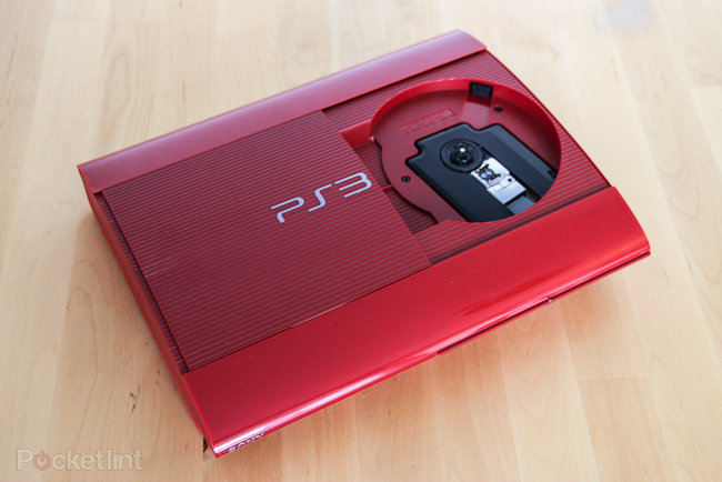 Sony PS3 slim - photo 21