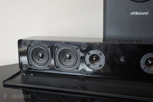 Orbitsound M12 wireless soundbar and subwoofer system - photo 7