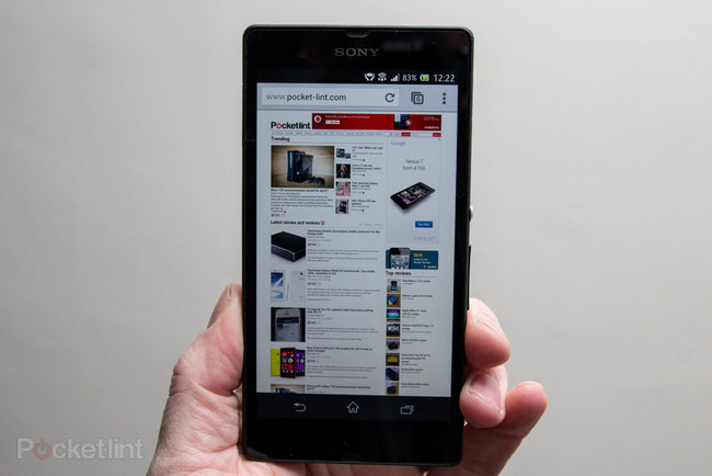 Sony Xperia Z - photo 6