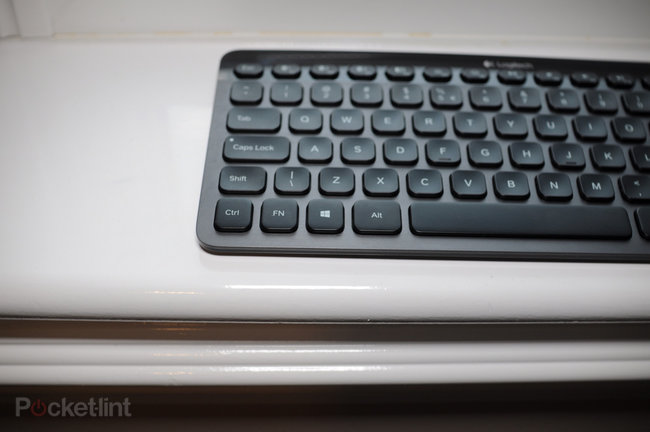Logitech K810 wireless bluetooth keyboard - photo 14