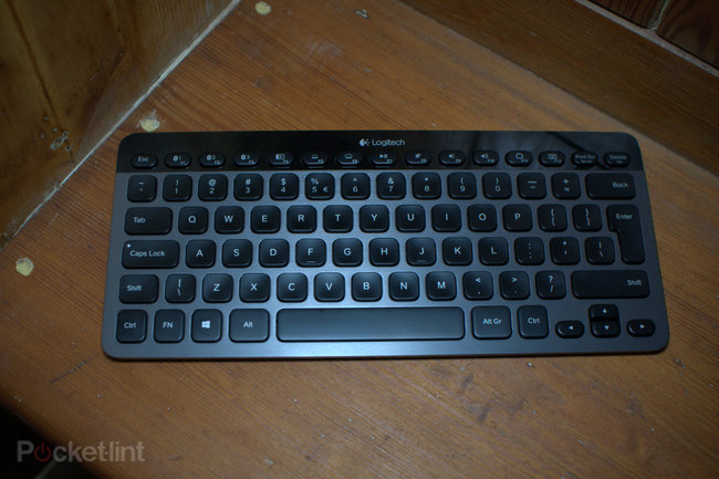 Logitech K810 wireless bluetooth keyboard - photo 3