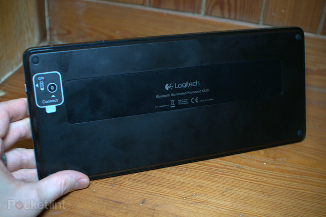 Logitech K810 wireless bluetooth keyboard - photo 7