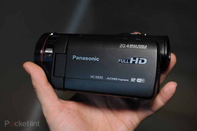 Panasonic HC-X920 camcorder - photo 1