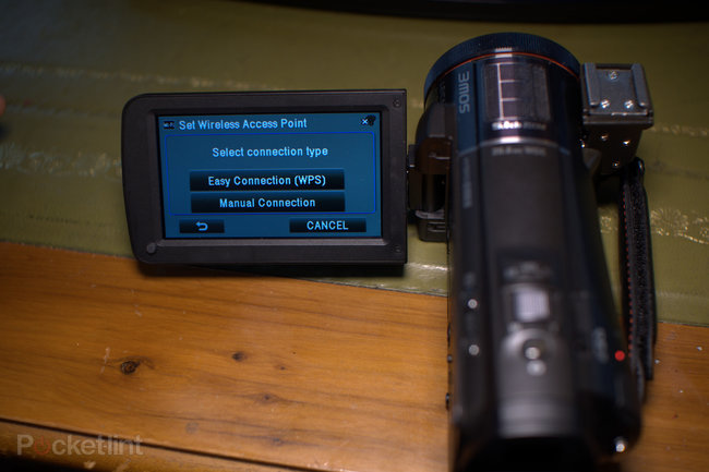 Panasonic HC-X920 camcorder - photo 17