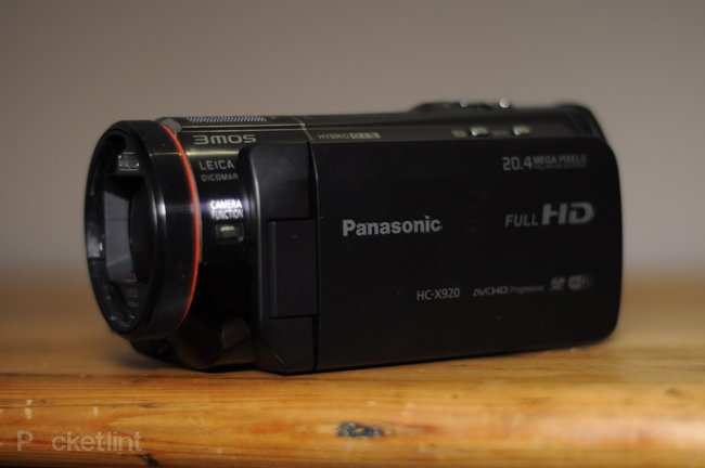 Panasonic HC-X920 camcorder - photo 7