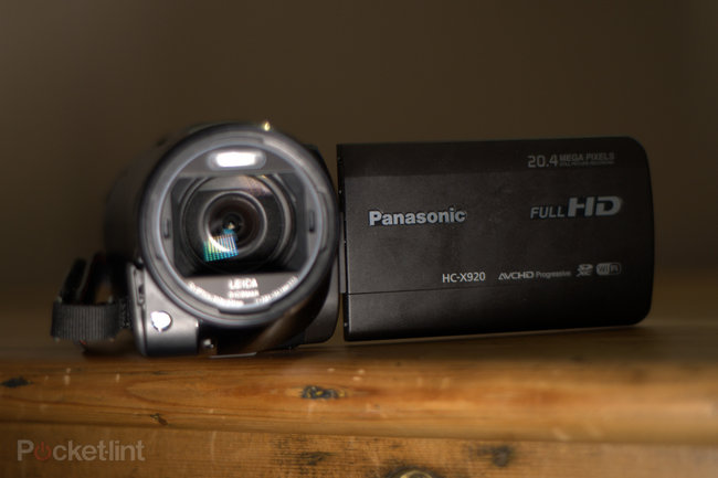 Panasonic HC-X920 camcorder - photo 9