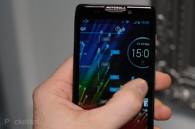 Motorola Razr HD - photo 12