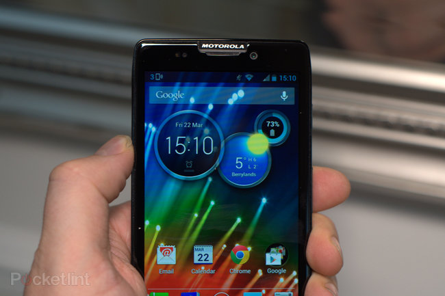 Motorola Razr HD - photo 15