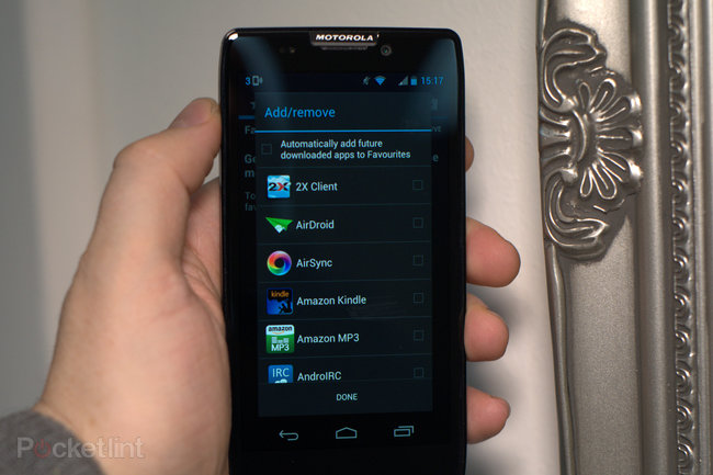 Motorola Razr HD - photo 27