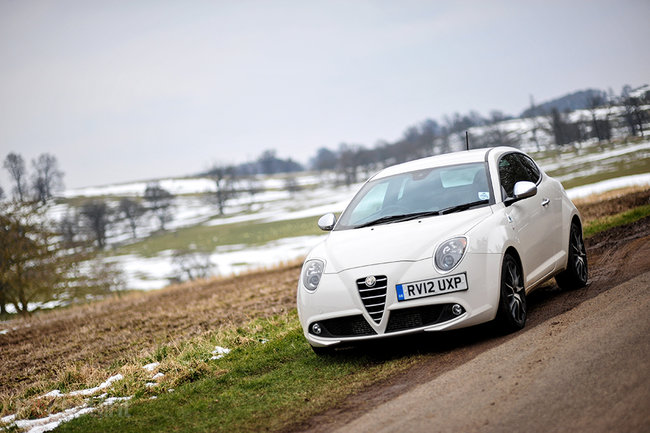 Alfa Romeo MiTo Cloverleaf - photo 1