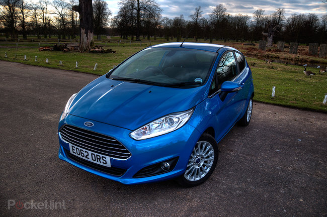 Ford Fiesta Titanium 1.0 EcoBoost - photo 1